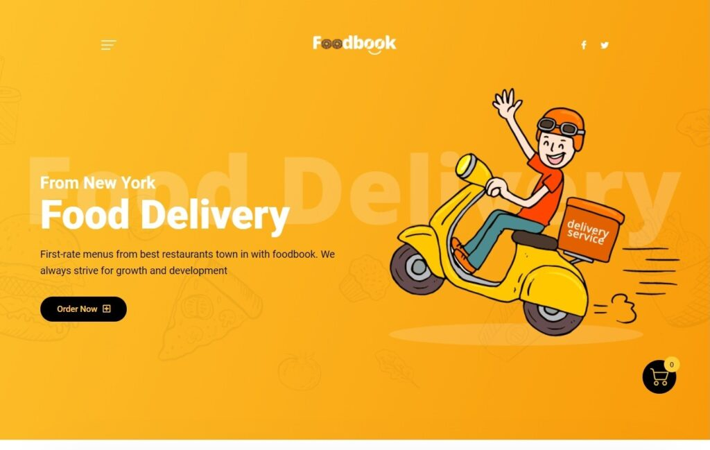 FoodBook, Online Food Ordering and Delivery Plugin