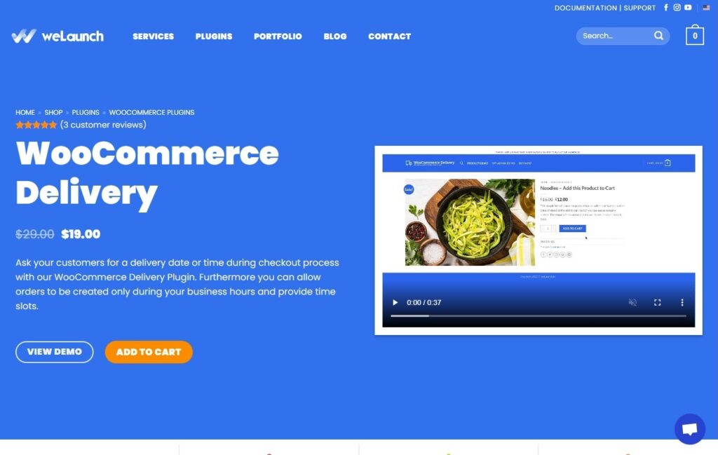 WooCommerce Delivery Plugin for WordPress