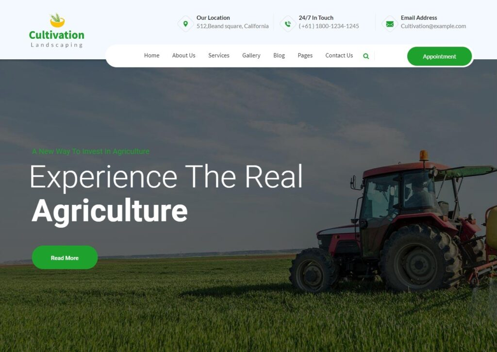 Cultivation WordPress Themes – Cultivation WordPress Themes Sites site e
