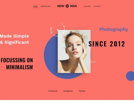 Graphic Design Portfolio Themes